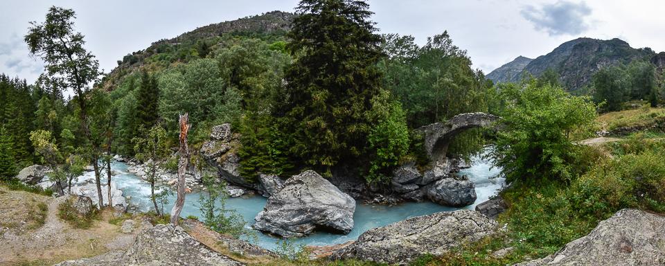 Panoramafoto: Le Veneon - Dauphine