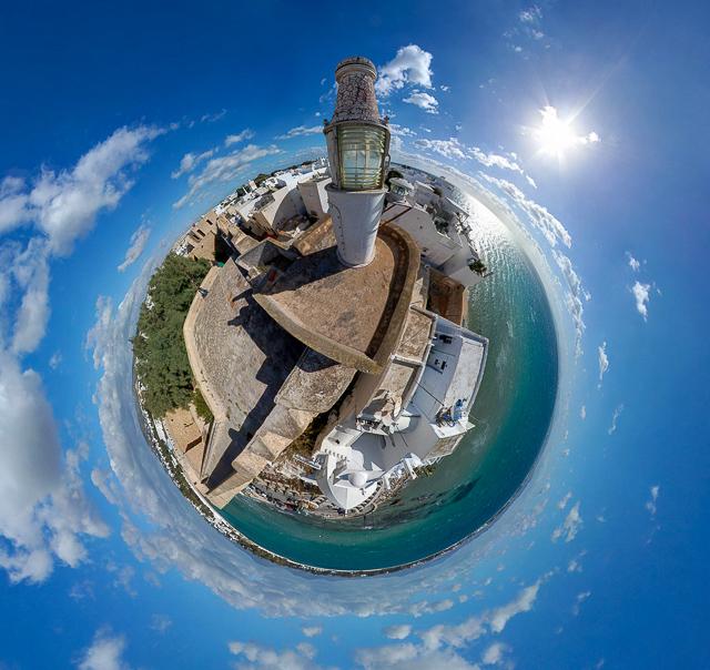 Panoramafoto: Hammamet - Little Planet