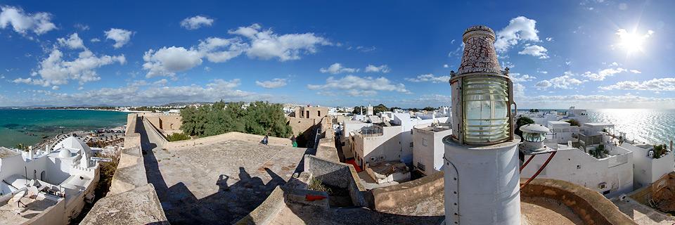 Kasbah Hammamet - Tunesien