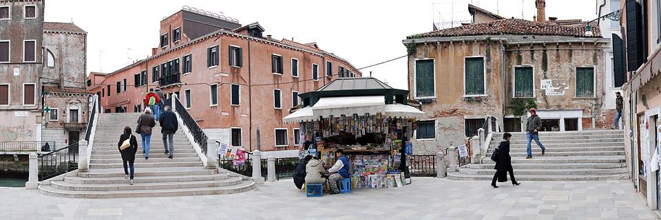 Campo San Pantalon - Venedig