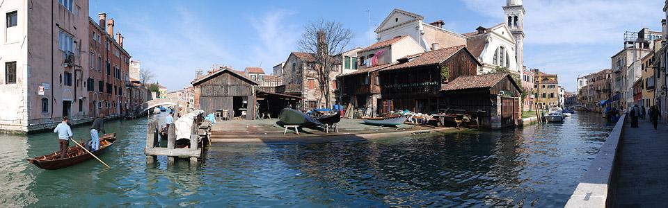 Squero di San Trovaso - Venedig